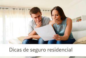 Dicas de seguro residencial