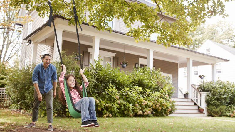 A área externa da casa possui cobertura do Seguro Residencial?