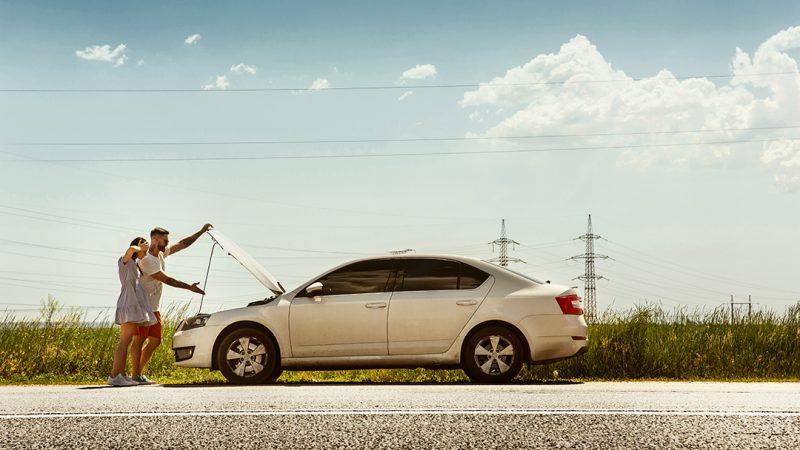 Cuidados com o veículo no verão